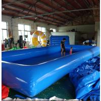 开个室外水池投资多少钱 室外橡胶游泳池气垫造价 儿童玩的橡皮水池哪买