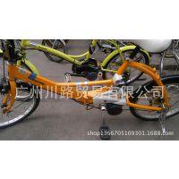 原装二手日本进口助力自行车/电动车/原装锂电池/85新助力车