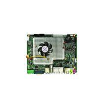 PCM3-QM77B工业主板板载I5-2430M2.4G主频板载2G内存嵌入式主板无风扇散热主板