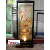 shrimp pictures indoor waterfall fountain colors changing led indoor waterfall fountain glass fountain lighting decorative home fountain garden fountain villa decor resort decor fountain manufacturer
