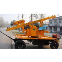供应多功能回转式打拔一体机、护拦板回转式打拔一体机、南京港路。