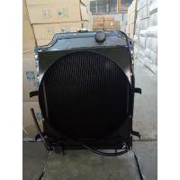 订做低温水箱 农业机械配件 拖拉机 收割机水箱中冷器散热器价格