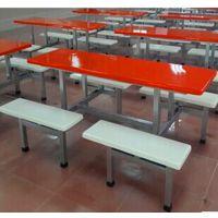 供应食堂餐桌椅生产厂家/连体餐桌椅批发商/学生食堂餐桌椅供应商