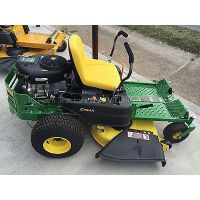 2016 John Deere Z335E with 42-inch Deck Lawn Mowers