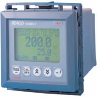 纯水在线电导率仪 高纯水工业电导率仪 普通水在线控制器 锅炉水电导率控制器JENCO在线水质分析表