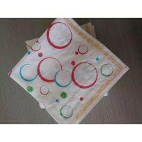 饭店餐巾纸西餐厅方巾纸巾230酒店饭店餐巾纸定做印logo