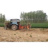 搂草机 指盘搂草机 拖拉机悬挂指盘式4盘搂草机、牧草、秸秆捡拾机,打捆机专用搂草机