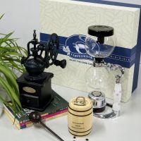 LH409-3T手摇咖啡磨豆机批发 家用咖啡研磨机 手摇磨豆机福州厂家