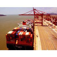 瑞典哥德堡港到上海进口海运