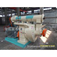 时产0.5-1.5吨生物质颗粒燃料成型机/富木林FW-H420木屑制粒机