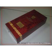 【品牌厂家定制】仿红木酒盒 红酒盒礼品盒 意大利红酒盒木盒定做