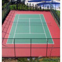做一个硅PU排球场地面油漆需要多少资金 室外排球场地施工