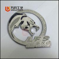烤漆滴胶车标制作厂,定做不锈钢车友会协会标牌,深圳哪里有做2016车标厂