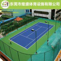 室外硅pu塑胶球场地坪 硅PU球场场地材料生产 硅pu球场施工