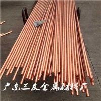 22 23 24*1.0供水紫铜管 TP2紫铜管冷媒4米直销