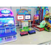 游戏机厂家供应开心跳跳岛儿童版亲子体感游戏机儿童电玩投币游戏机