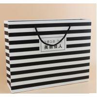 湖南长沙优立渴纸袋/250g白卡纸购物袋/手提袋厂价直销/可定制