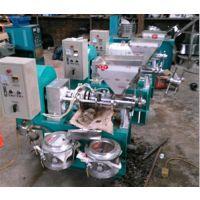 三彩机械(图)|小型榨油机大豆|长岭县小型榨油机