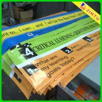 厂家直销 外贸专用广告条幅 超厚条幅旗帜 出口专用