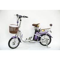 飞锂FLIVE电动车 16寸新品锂电池自行车单车助力车48V10AH厂家直销 新款 飞腾