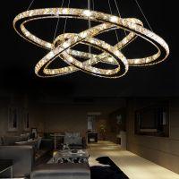 LED吸顶灯水晶灯家居照明餐厅吊灯壁灯现代简约灯具