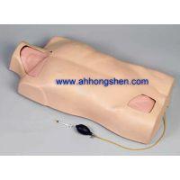 HS-L68A中心静脉穿刺注射躯干模型