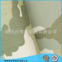 休闲时尚学生军训服装面料 可印花定制 外贸出口标准