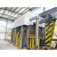青岛国森机械制造空心砖塑木托板生产线设备