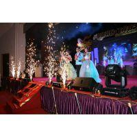 广州工厂年会场地布置公司提供年会舞台搭建灯光设计执行