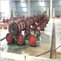 兰州水泥电杆钢模,中智乔重工(图),水泥电杆钢模企业
