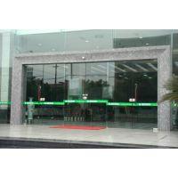 白云区永平松下自动玻璃门维修, 均禾安装自动感应门, 嘉禾商场平移玻璃门电机18027235186