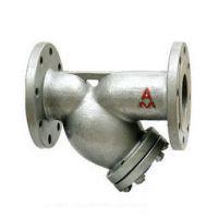 供应埃美柯9603 铸钢Y型法兰过滤器 苏州铸钢过滤器批发