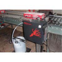 新疆水泥袋打码机水泥计数器供应SQ/2喷码机喀什化工编织袋喷码机
