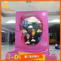 商场活动购物节美陈DP大型购物袋陈列道具订制 商场开业周年庆美陈