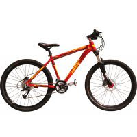 广州富徕兴自行车工厂供应优质油刹单车、山地自行车、越野车 26M-107B