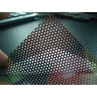 3MIJ1229单孔透户外车身贴 玻璃广告单向透视贴 带孔网眼车窗玻璃贴