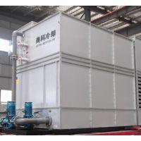 河南闭式冷却塔 SKBN-200T 尚科冷却、湿式、普通型、逆流、热处理工段实例
