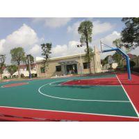 供应东莞篮球场翻新/丙烯酸篮球场建设/篮球场地坪漆施工