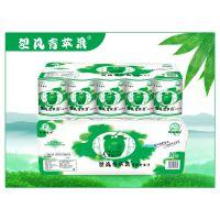 四川竹浆生活用纸望风青苹果135型