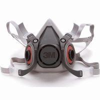 3M 6200系列半面罩防毒面具