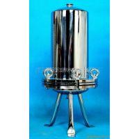 供应环保水处理sdtl5-20立式钛棒过滤器