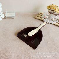 家用除尘地板刷桌面清洁刷 小扫把带簸箕除尘组合扫帚套装 特价