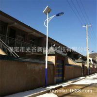 热镀锌灯杆厂家 新农村道路照明 太阳能支臂路灯 高效节能5米路灯