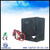 明晨鑫MX4020直流风扇,微型风扇厂家,无极正反转风扇