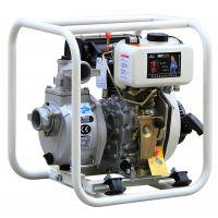 2寸柴油水泵, 170FB动力, 小油箱, 多种颜色可选