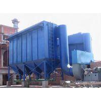 慧阳10T锅炉用袋式除尘器技术方案