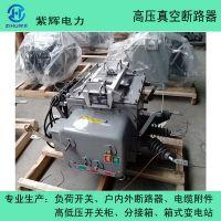 江西紫辉10kv户外ZW20-12GF/630A智能真空断路器带隔离 智能预付费遥控断器器