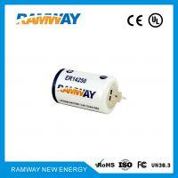 睿奕ramway 3.6V 1200mAh ER14250 胰岛素泵专用锂电池