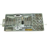 40PC丝锥板牙套装组合工具/热销/批发/供货