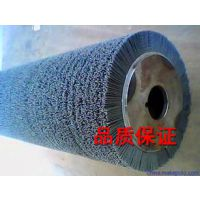 厂家直销钢丝毛刷辊 尼龙毛刷辊 污水处理设备毛刷辊